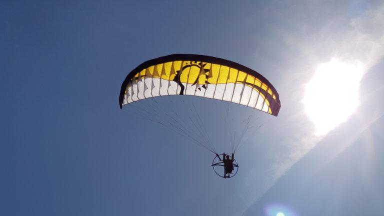 Beo 1.0 RC Paragleiter Cefics Punkair Skyman