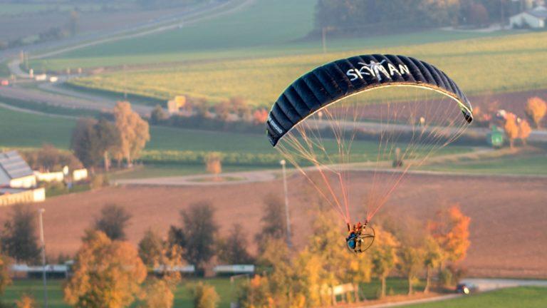 Sir Edmund 1.0 Cefics Skyman Rc-Paraglider